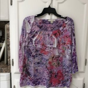Coldwater creek size extra-large 16 blouse